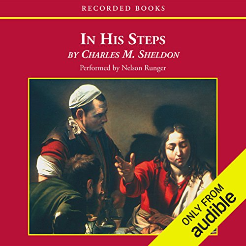 In His Steps audiobook cover art