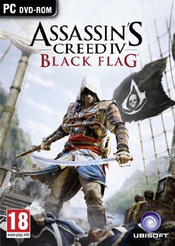 Assassin's Creed 4: Black Flag [AT - PEGI] - [PC]