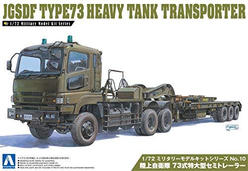 1/72 militar Modelo Serie No.10 de Fuerza de Autodefensa de