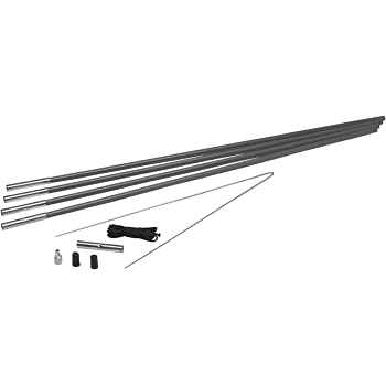 Blacks Outdoor lightweight Tent Pole Section Spare Parts