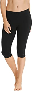 Champion Women's Clothing Cotton Blend Essential Knee Tight