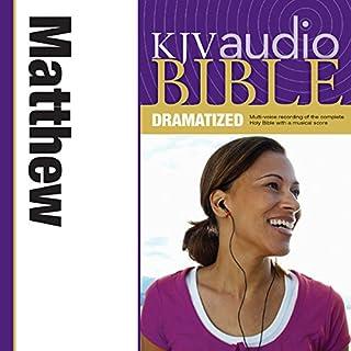 Dramatized Audio Bible - King James Version, KJV: (29) Matthew audiobook cover art
