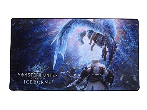 Monster Hunter World MHWI Iceborne - Tappetino per mouse