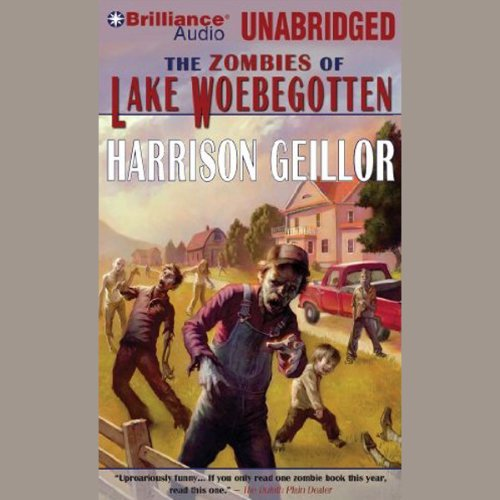 The Zombies of Lake Woebegotton cover art