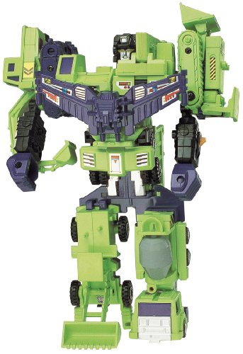 Transformers Encore 20 Constructicons Devastator figurine