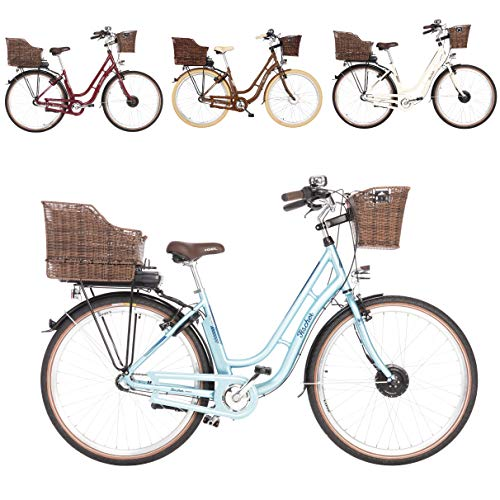 Fischer Retro ER 1804 - Bicicleta eléctrica (28