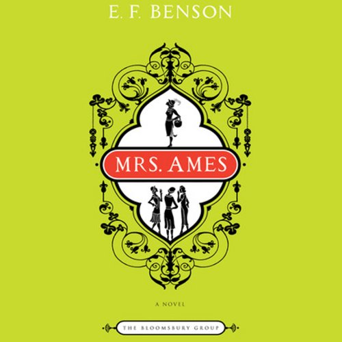 Mrs. Ames audiobook cover art