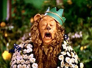 Photo The Wizard of Oz Bert Lahr The Cowardly Lion