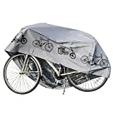 GOSONO UV protector cover dustproof Bike Rain Dust Cover Waterproof Outdoor Gray For Bike Bicycle Cycling
