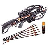 RAVIN Crossbow R26 400 FPS Crossbow - Predator Dusk Grey Crossbow Serving and String Fluid