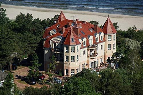 Villa Del Mar Hotelgutschein Ostsee-Wellness-Wochenende 15.09-15.06 incl. Rückenmassage