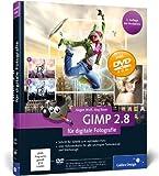 GIMP 2.8 für digitale Fotografie (Galileo Design)
