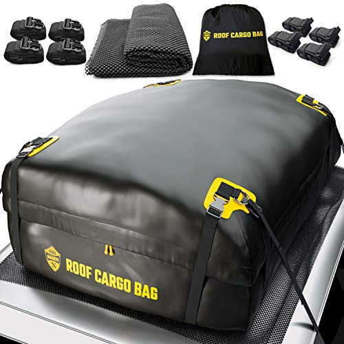 Our #1 Pick is the ToolGuard Roof Cargo Bag