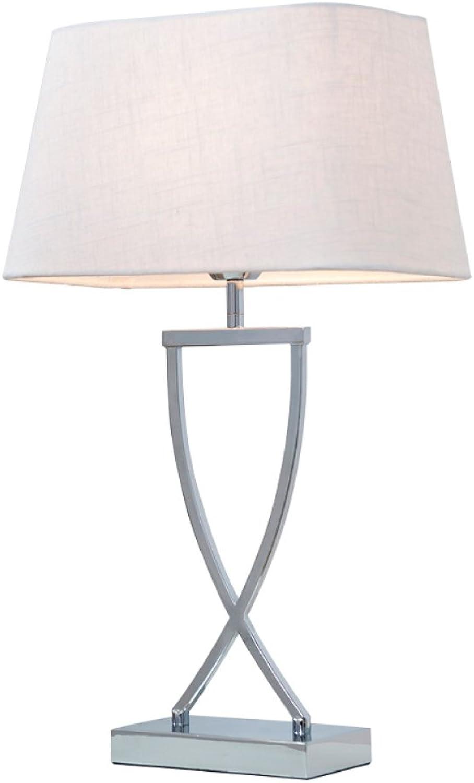 LRZZ Schlafzimmer Bett Mode europäischen Stil Lampe, kreative einfache Moderne Hochzeit Nordic warme Nachttischlampe,Leinen,Tasten B07JDH22X6     | Ein Gleichgewicht zwischen Zähigkeit und Härte
