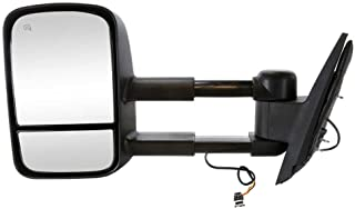 Prime Choice Auto Parts KAPGM1321336 Right Passenger Heated Power Side Mirror