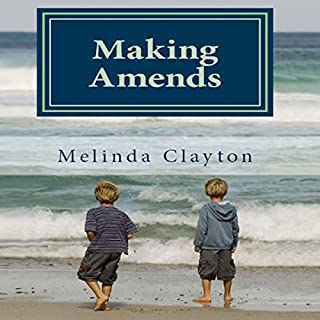 Making Amends audiobook cover art