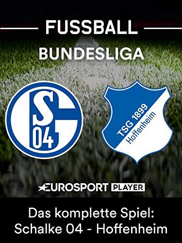 Das komplette Spiel: FC Schalke 04 gegen TSG 1899 Hoffenheim