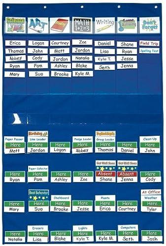 Smethport Classroom Management Pocket Chart (738) by Smethport