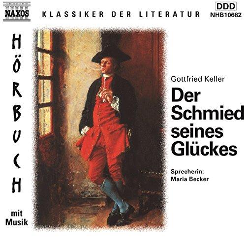 Der Schmied seines Glückes audiobook cover art