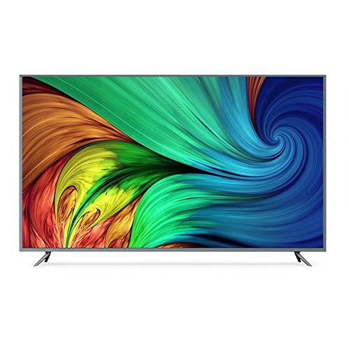 YILANJUN TV por Internet - Televisor 4k HD (FullHD), WiFi Incorporado, Interfaces Ricas [Voz + Internet + Pantalla a Prueba de Explosiones] (4 Especificaciones: 42/50/55/60 Pulgadas)