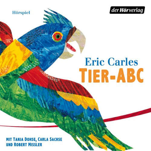 Tier - ABC audiobook cover art