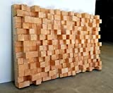 Sound Diffuser, Studio Wooden, Acoustic Panel, Sound Proofing, Proof, art, black wood art, Pixel, wooden art, 3d art