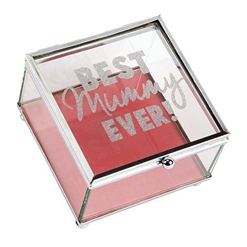 'Lasting Memories' glas Trinket Box - Beste mama ooit