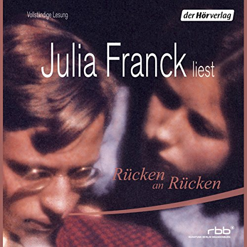 Rücken an Rücken audiobook cover art