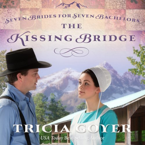 The Kissing Bridge audiobook cover art