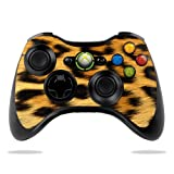 MightySkins Skin Compatible with Microsoft Xbox 360 Controller - Cheetah | Protective, Durable, and Unique Vinyl Decal wrap Cover | Easy to Apply, Remove, and Change Styles | Made in The USA