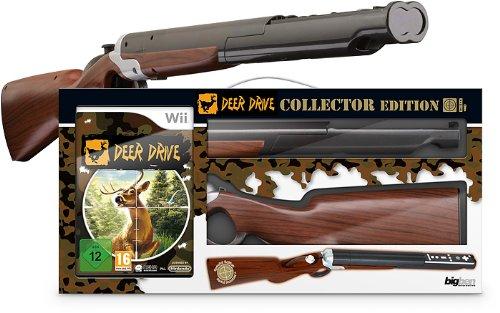 Deer Drive inkl. Gewehr (Collector Edition) [Importación alemana]