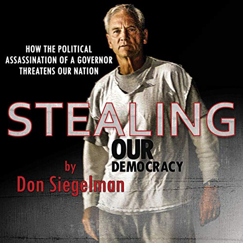 『Stealing Our Democracy』のカバーアート