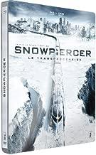 Snowpiercer the Transperceneige Blu-ray Limited Steelbook English Edition - 2 Disc Set (BR & DVD) - French Import - Region B/2