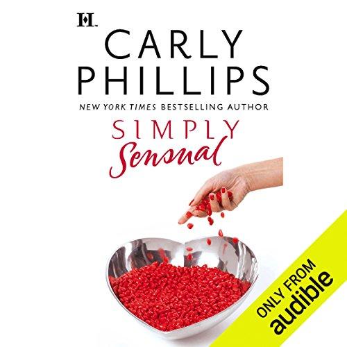 Simply Sensual audiobook cover art