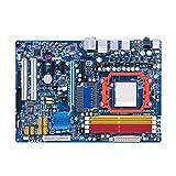 lilili Placa Base Placa Base para computadora Placa Base Fit for Gigabyte GA-MA770-S3P Placa Base Original de Escritorio usada MA770-S3P770 Socket AM2 DDR2
