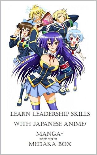 Learn from anime manga Medaka Box - Leadership (English Edition)