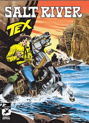 Tex 12 Salt River - Rehin Alinmis Bir Kadin