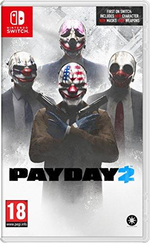 Payday 2 - Nintendo Switch [Edizione: Regno Unito]