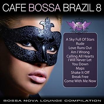 Cafe Bossa Brazil Vol. 8. Bossa Nova Lounge Compilation