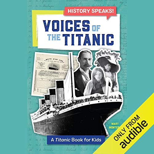 Voices of the Titanic cover art