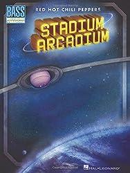 Red Hot Chili Peppers: Stadium Arcadium Bass tab.