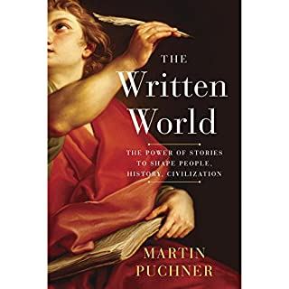 The Written World audiobook cover art
