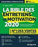 La bible des entretiens de motivation 2020
