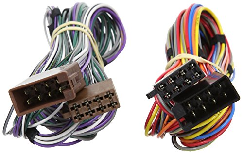 Autoleads PC2-101-4 Autoradio-adapter, ISO-verlengkabel, 2,5 m