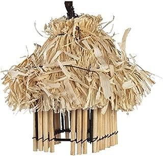 10 Count Tiki Hut Patio Light Set