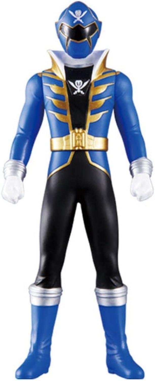 Sentai Hero Series 02 Gokai blueee