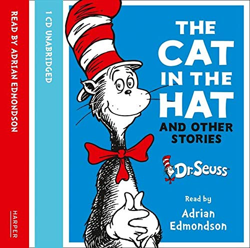 The Cat In The Hat And Other Stories, 1 Audio-CD (Dr Seuss)