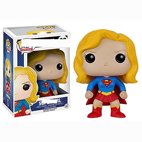 Fcunokacetr FUNKO POP Supergirl Supergirl Supergirl - Modelo de oficina