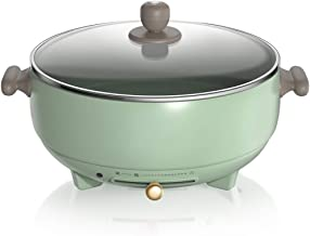 YUMEIGE Elektrische bakvorm Elektrische bakpan, huishoudelijke verdieping en toenemende pannenkoek Pan Pancake Maker, auto...