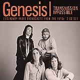 Genesis: Transmission Impossible (3Cd) (Audio CD (Live))
